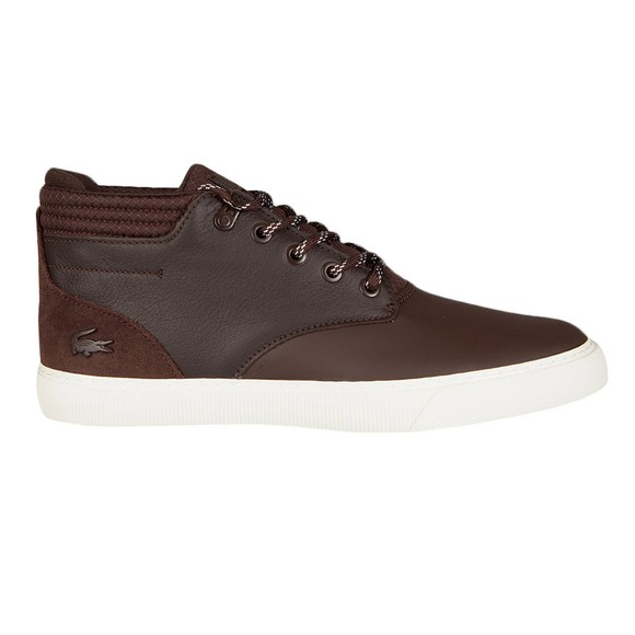 Lacoste Mens Brown Esparre Chukka Boot