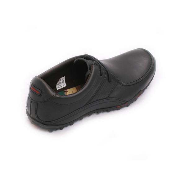 Base London Mens Black Base London Black Spring Shoe main image