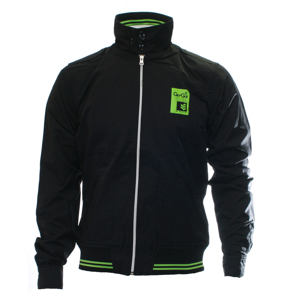 Gio Goi Black Jalprimo Lightweight Jacket main image