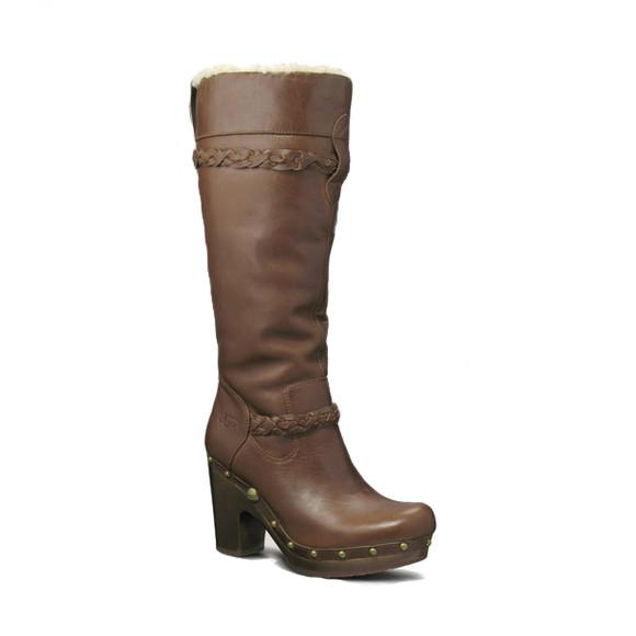 Ugg Womens Brown Ugg Chocolate Savanna Boot main image