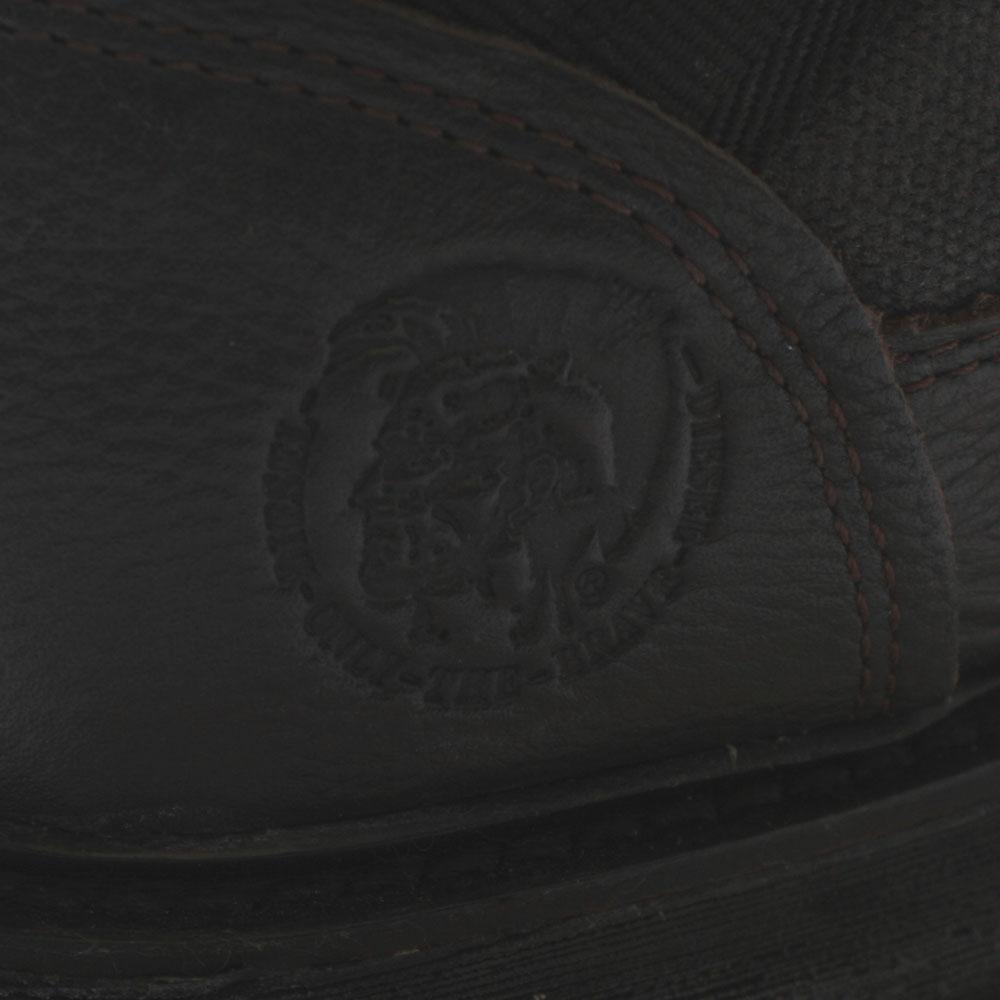 Diesel Black FU-LL Worker Boot main image