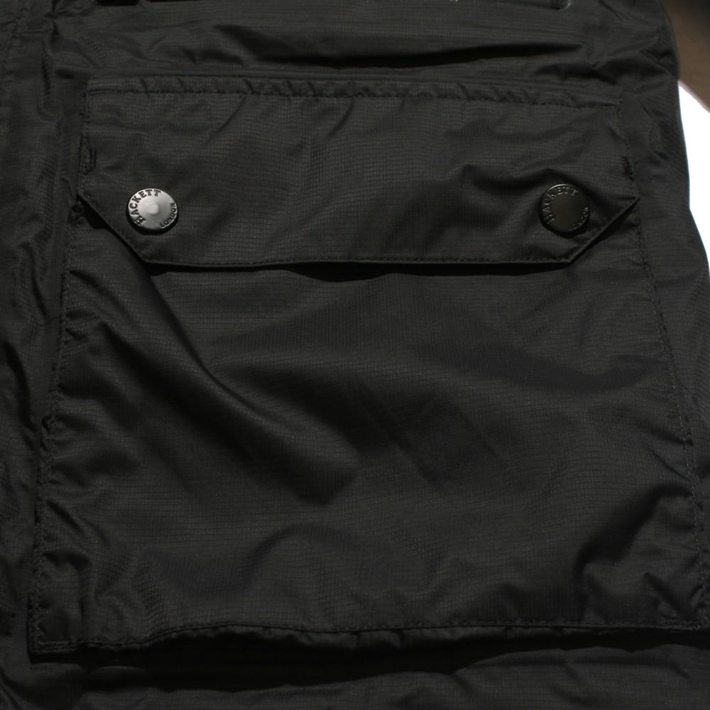ett Black AMR 3 In 1 Jacket | Oxygen Clothing