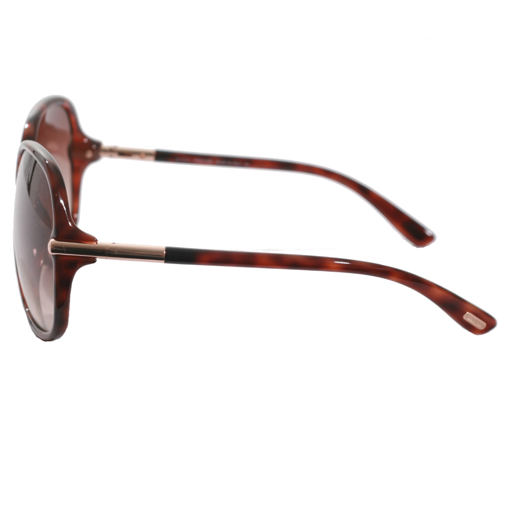 114a52d20f17 Tom Ford FT0224 Brown Sunglasses main image