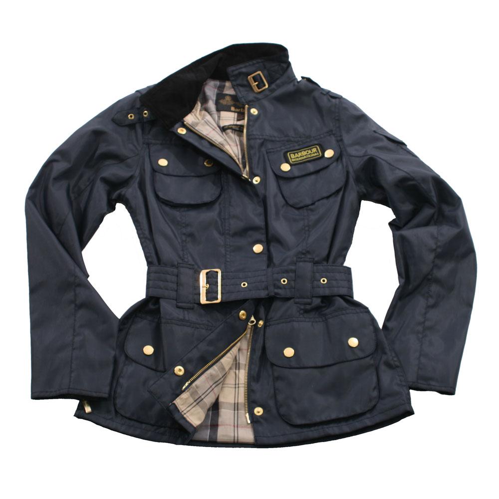 59b128f3166ec Barbour International Barbour Rainbow International Bright Brass Jacket -  Navy   Oxygen Clothing