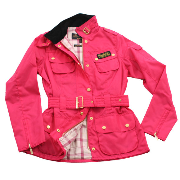 Barbour Rainbow International Pink