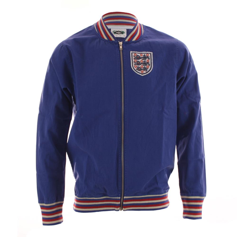 0a48311790e Umbro Blue Ramsey Original  66 Victoria Blue Jacket main image