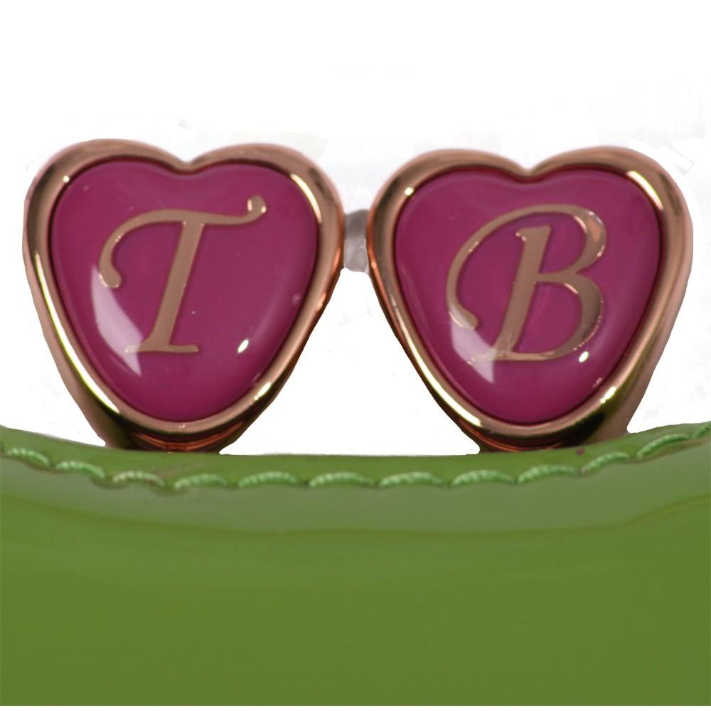 828e27c047068 Loading zoom · Ted Baker Womens Green Ted Baker Ronnee Enamel Heart Bobble  Matinee Purse - Green main image