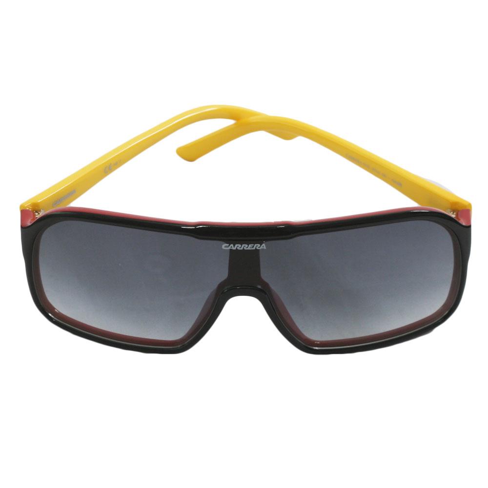 41f2217b34 Carrera 5530 Black Red Yellow Sunglasses main image
