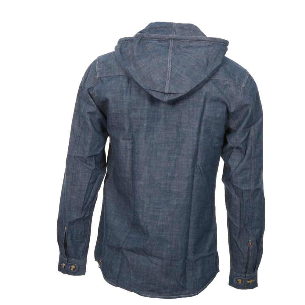 Luke Hoover Hooded Shirt main image