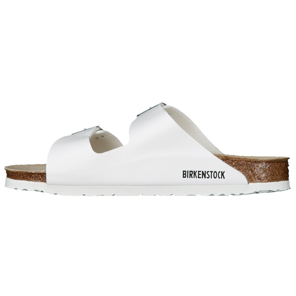 Birkenstock Mens White Arizona Sandal main image