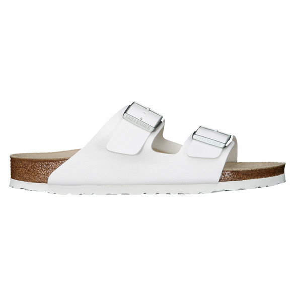 Birkenstock Mens White Arizona Sandal
