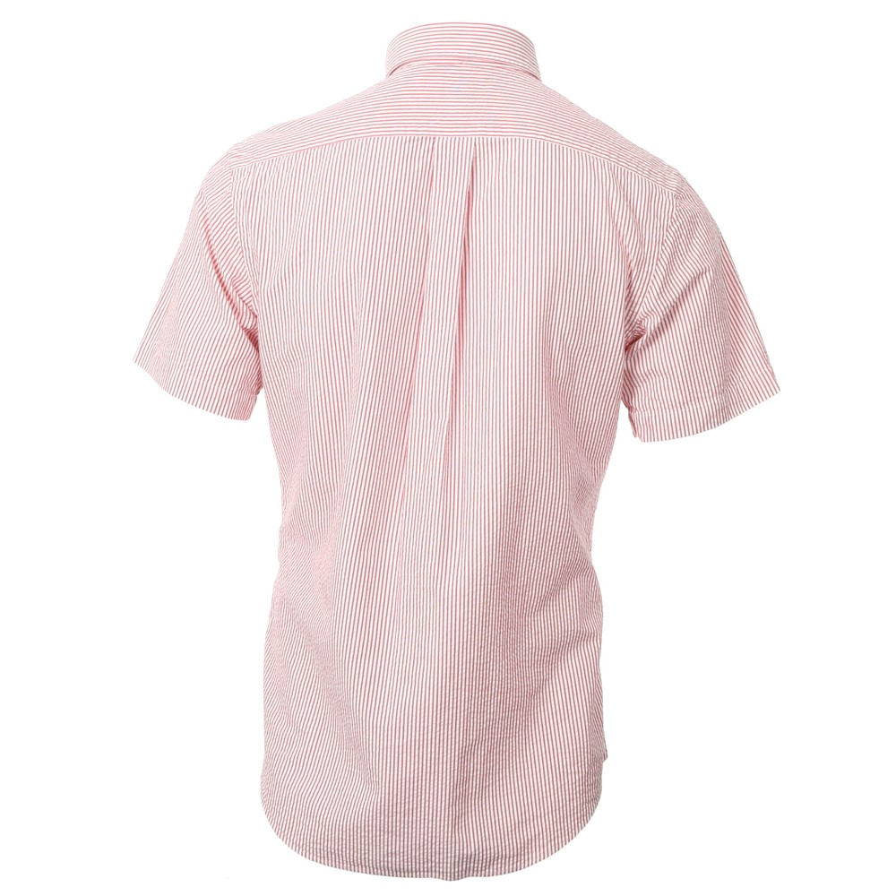 c4394d068 Polo Ralph Lauren Ralph Lauren Red/White SeerSucker Stripe Shirt ...