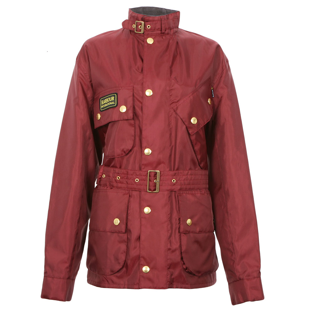 Barbour A7 Bright Brass International Jacket main image