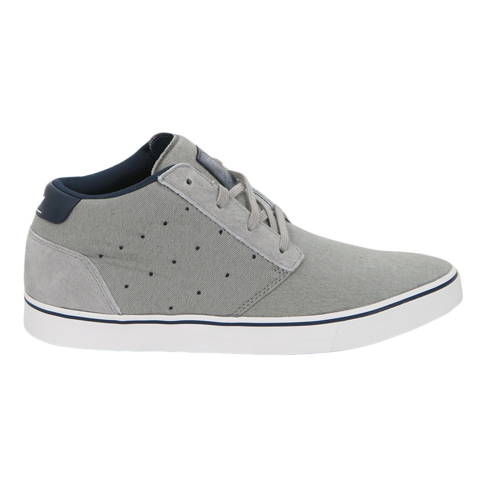 new style 7c3b8 ccce6 Adidas Foray Team GB Mid Top Trainer main image