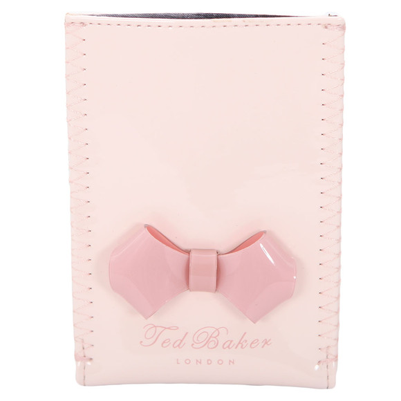 Ted Baker Womens Pink Ted Baker Nude Bow I-Phone Case main image