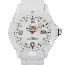 ice watch white sili watch