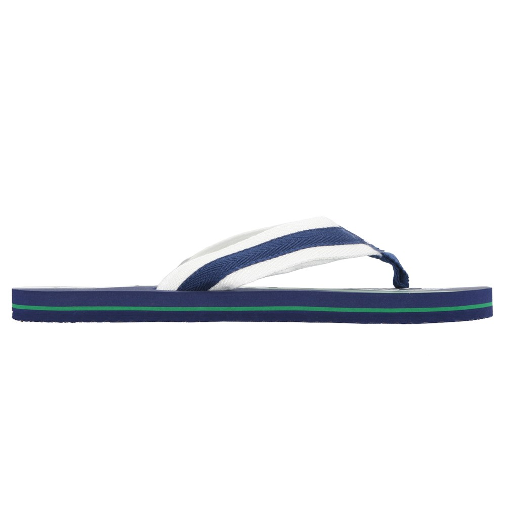 934d4b4c22e Polo Ralph Lauren Mens Blue Ralph Lauren Eastham Flip Flop
