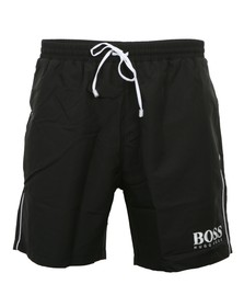 Boss Mens Black Starfish Swim Short