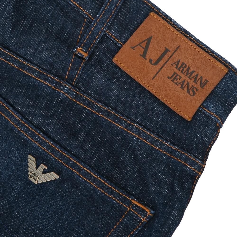 6e884352 Mens Blue J31 Dark Blue Regular Jean