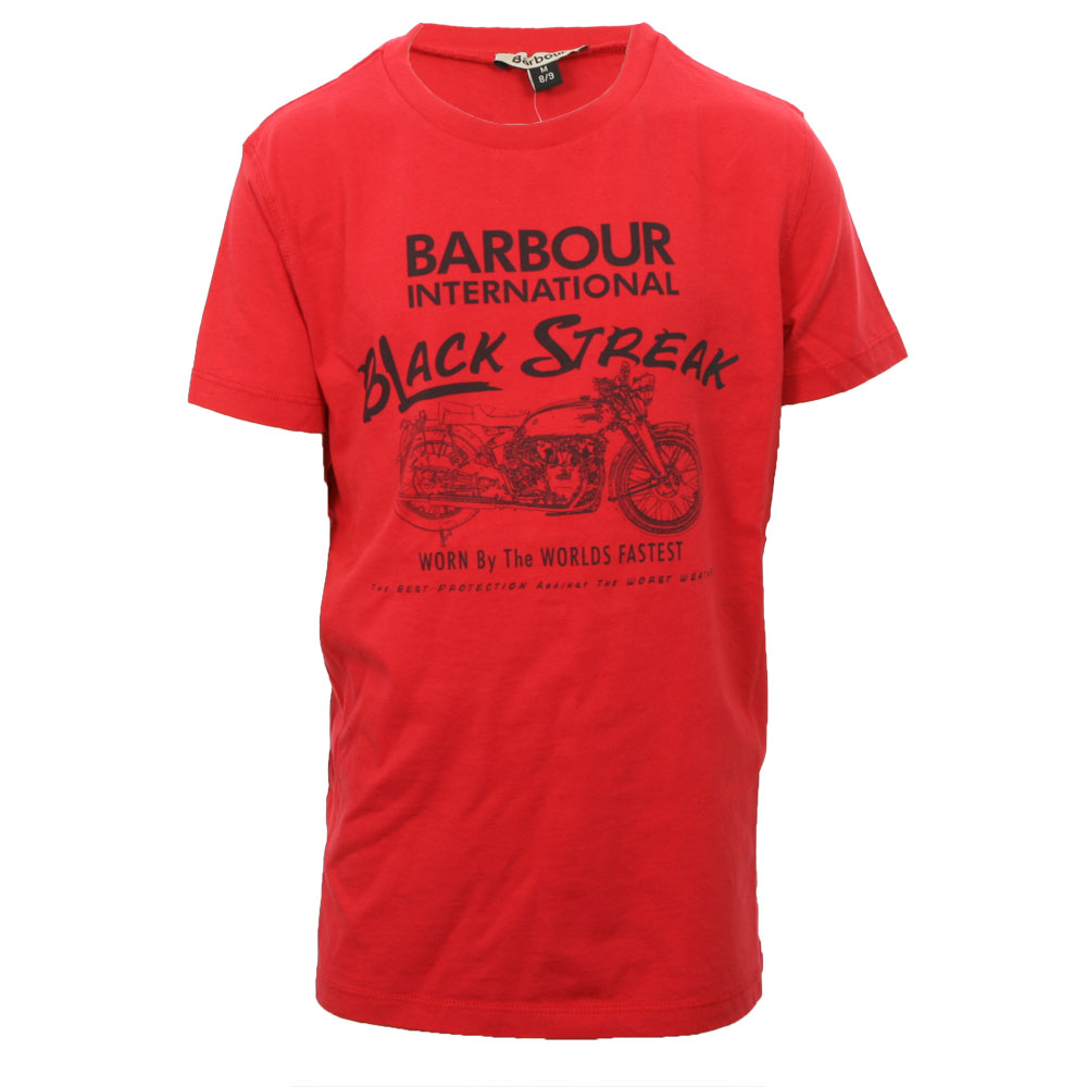 Barbour Boys Circuit Tee main image