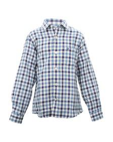 Barbour Lifestyle Boys Blue Barbour Boys Ridge Shirt