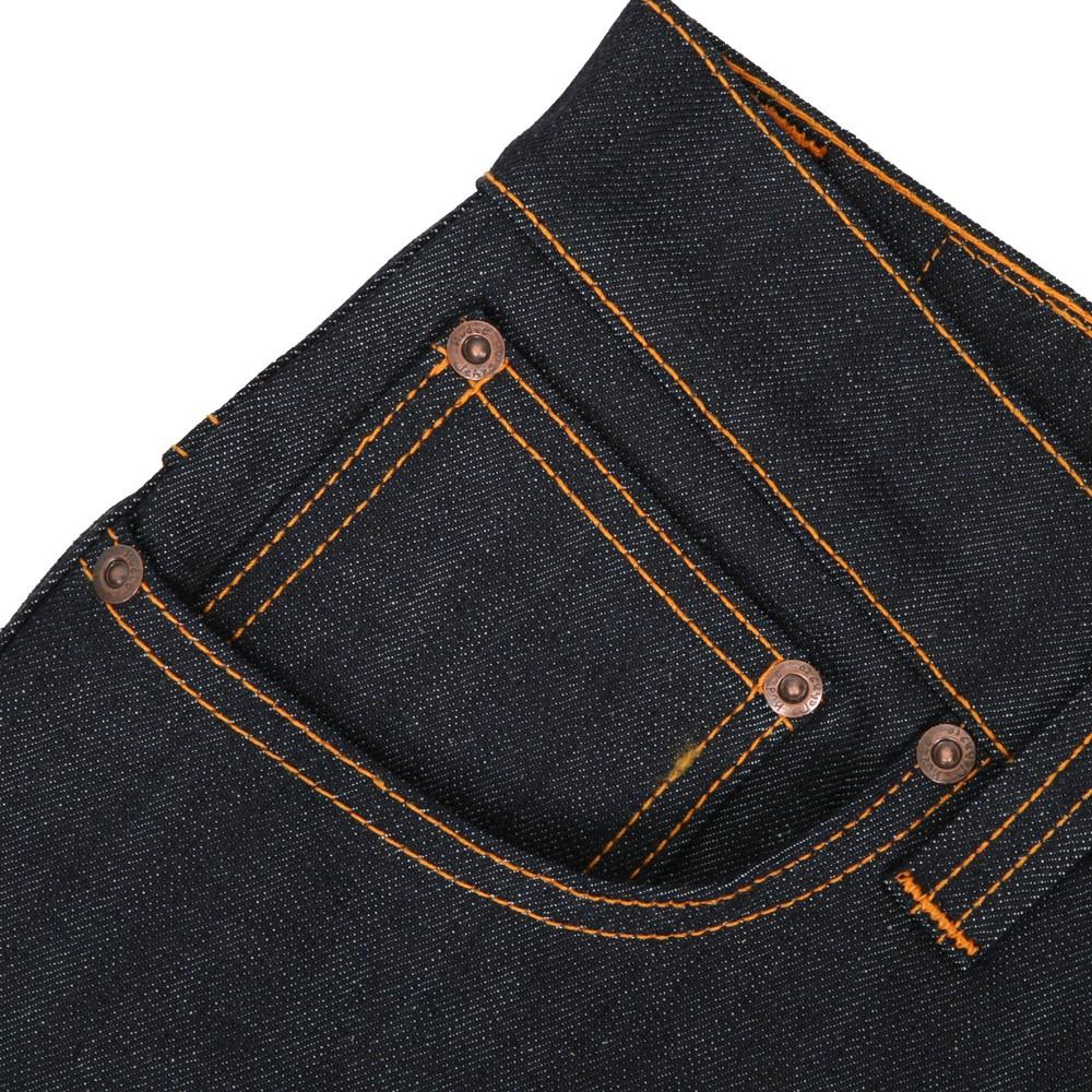 Thin Finn Organic Dry Ecru Embro Jean main image