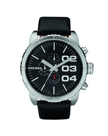 Diesel Mens Black Diesel DZ4208 Franchise 51 Extra Large Chrono Watch