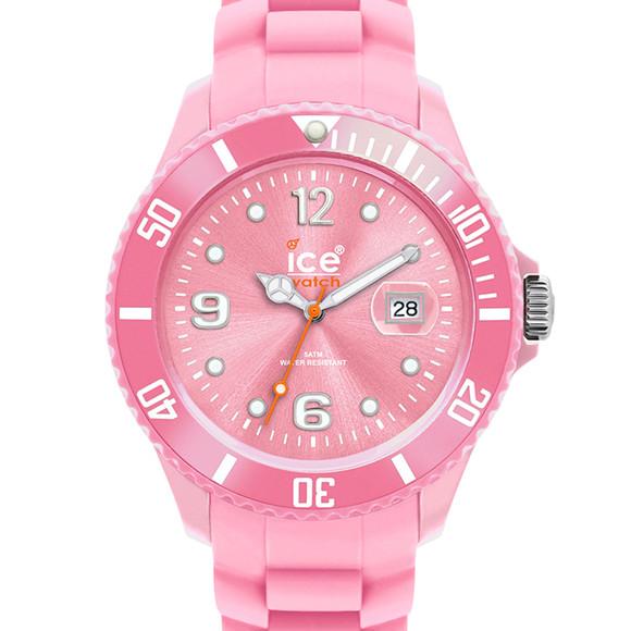 Ice-Watch Unisex Pink Sili Watch main image