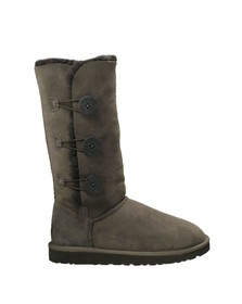 Ugg Womens Brown Bailey Button Triplet