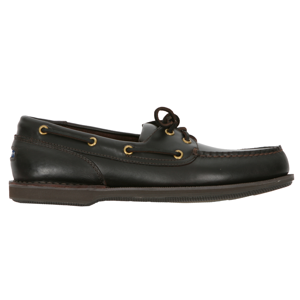 a111aece42 Rockport Mens Brown Rockport Perth Pull Up Boat Shoe