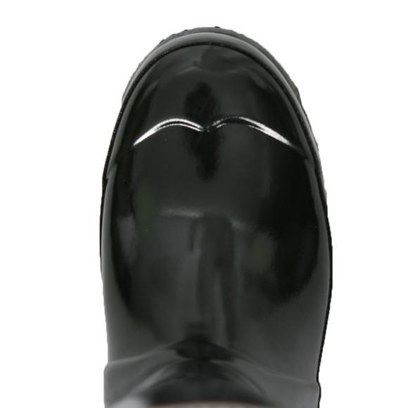 Hunter Womens Black Original Tall Gloss Wellington main image