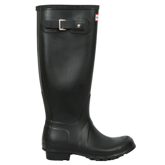 Hunter Womens Black Original Tall Wellington