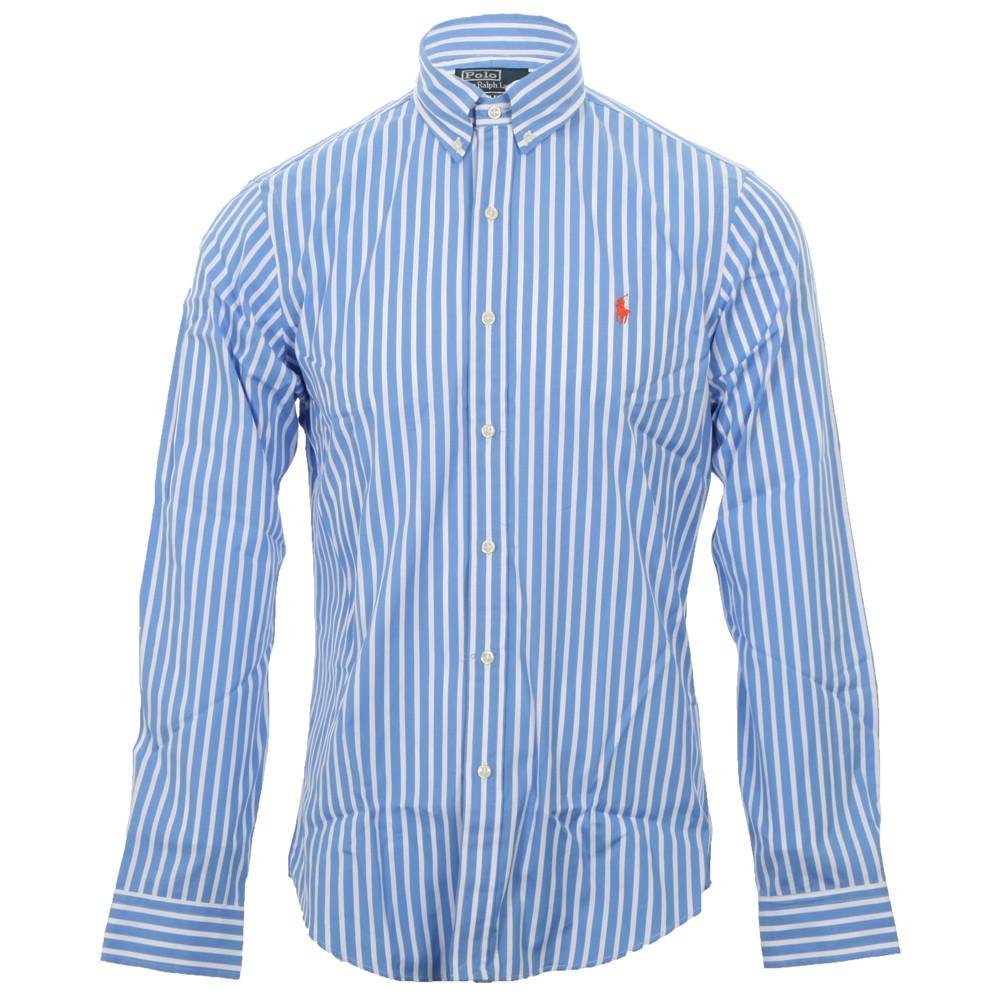 1a26b44c2ed Polo Ralph Lauren Ralph Lauren Slim Fit Broadcloth Fancies Stripe Shirt