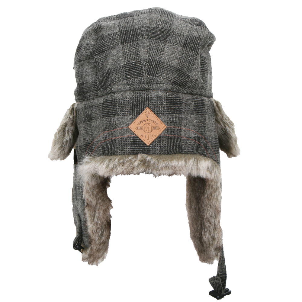 615363d1686ac Paul Smith Jeans Paul Smith Trapper Hat