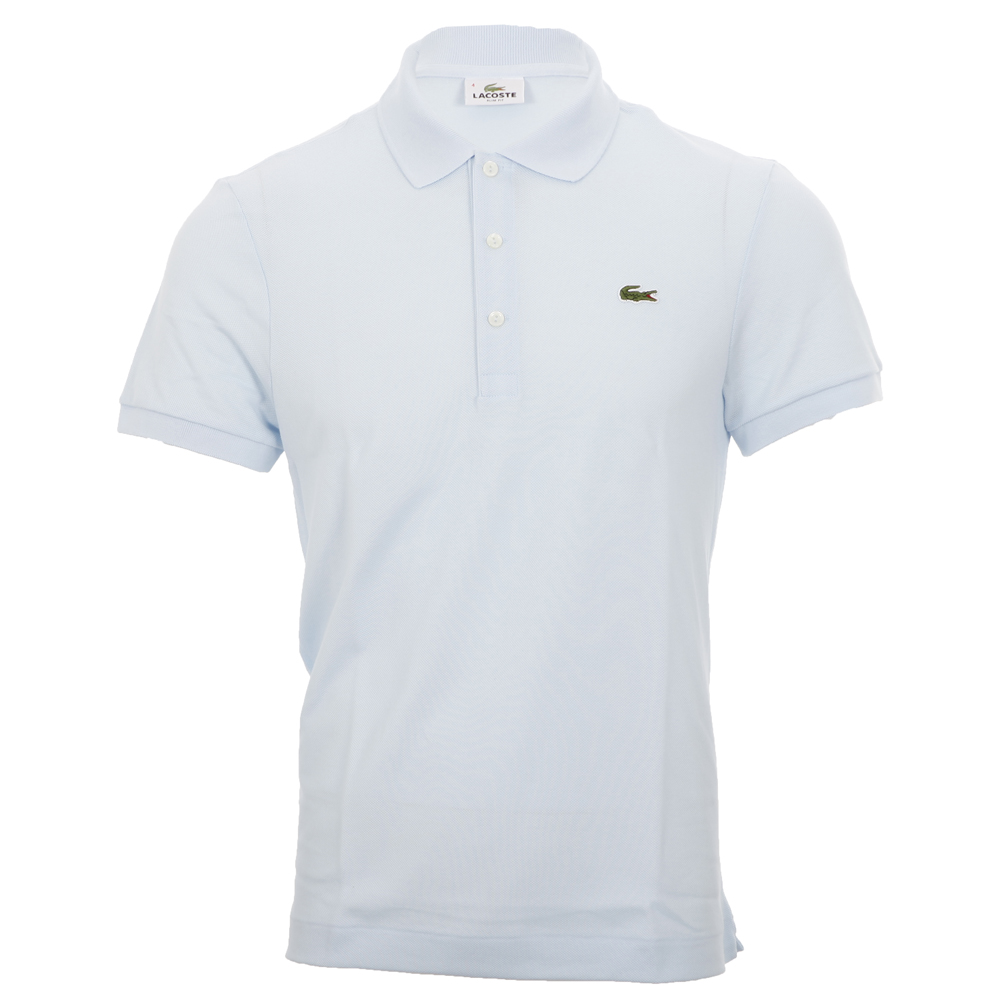 31af33cad53058 Lacoste Mens Rill Lacoste PH1211 Slim Fit Polo Shirt