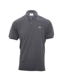 Lacoste Mens Grey S/S Polo Shirt