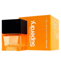 superdry neon orange edt