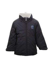 Timberland Boys Blue Timberland T06243 Fleece Lined Jacket