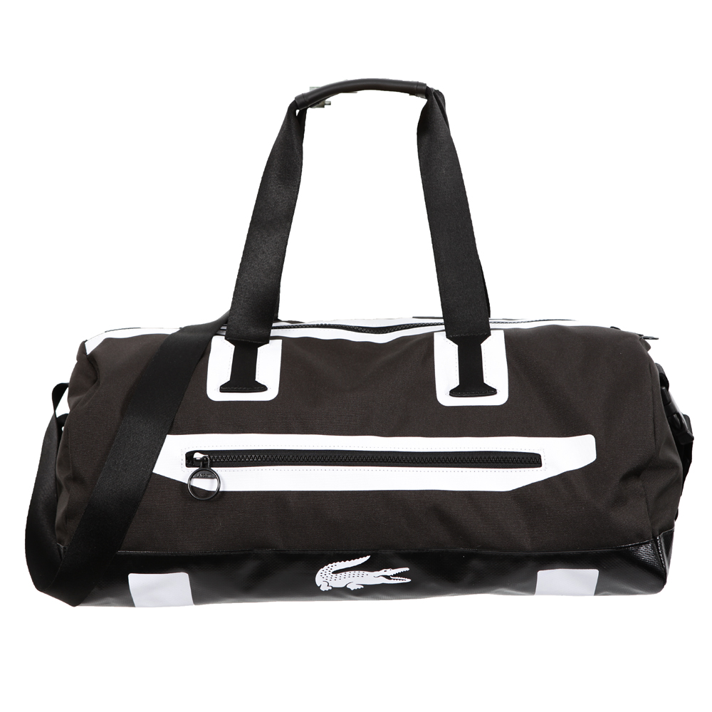 e827d3b0b Lacoste NH0509CH Gym Bag | Oxygen Clothing