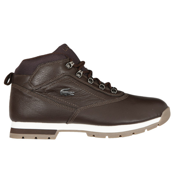 cc23b29b6fb35b Lacoste Mens Brown Lacoste Horben Leather Boot main image
