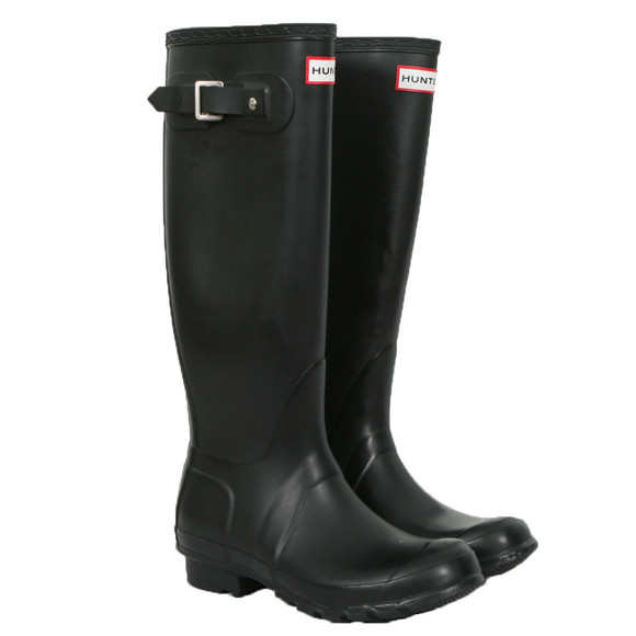 Hunter Mens Black Original Tall Wellington main image