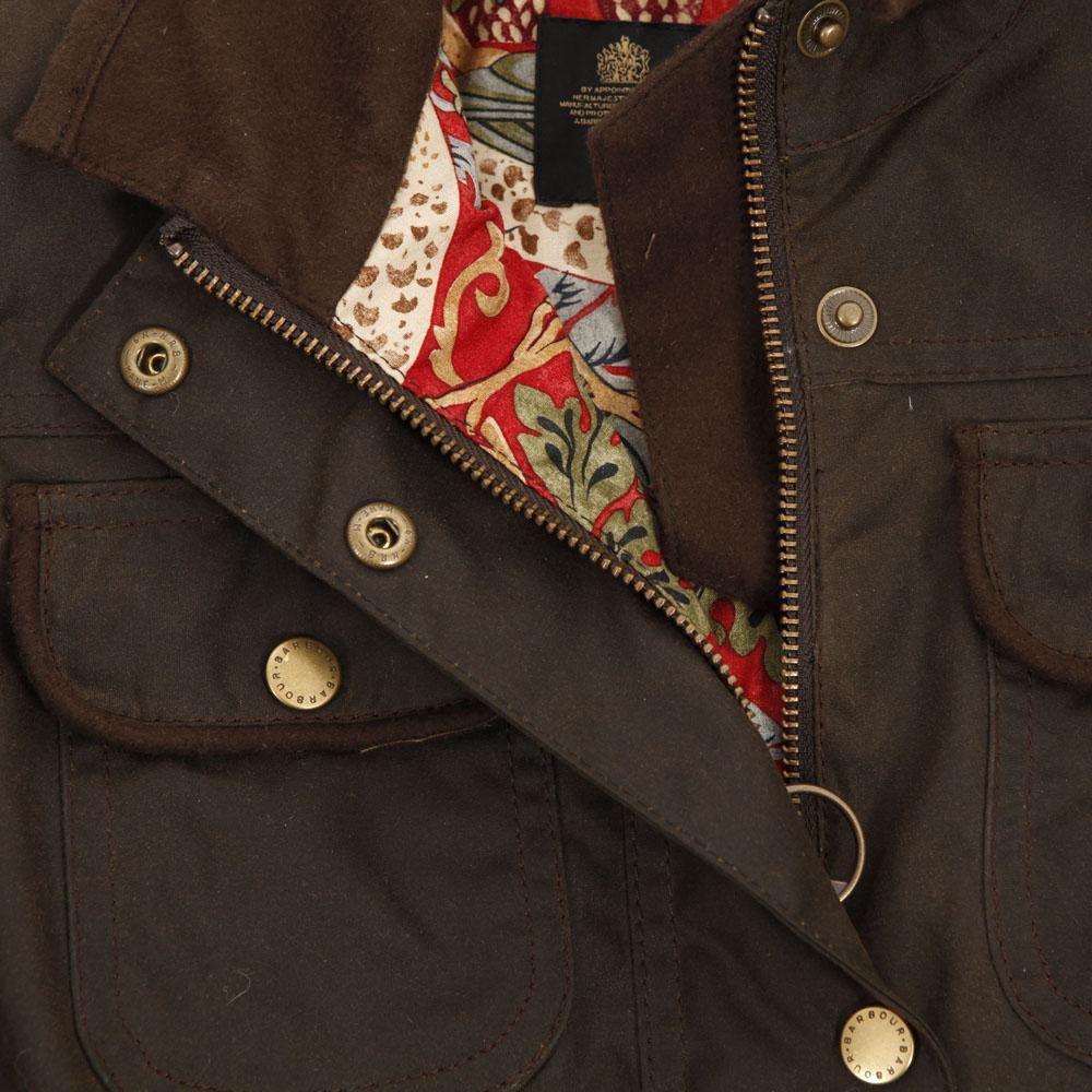 Barbour Morris Utility Wax Jacket