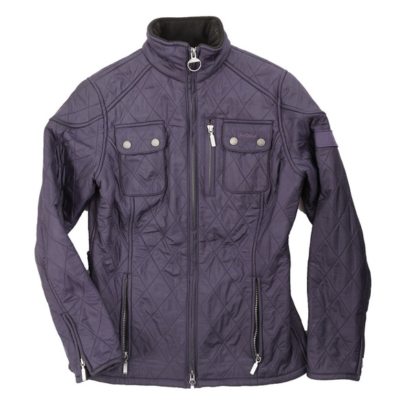 Barbour International Trials Polarquilt Jacket
