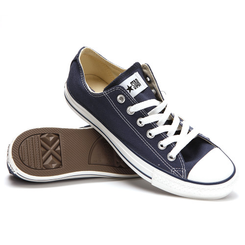 Converse All Star Ox in Navy