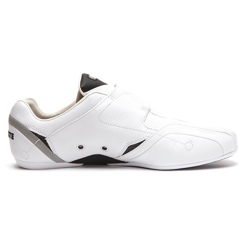 6bec18dbd2de4b Lacoste Protect PIT SPM White Black Trainer main image