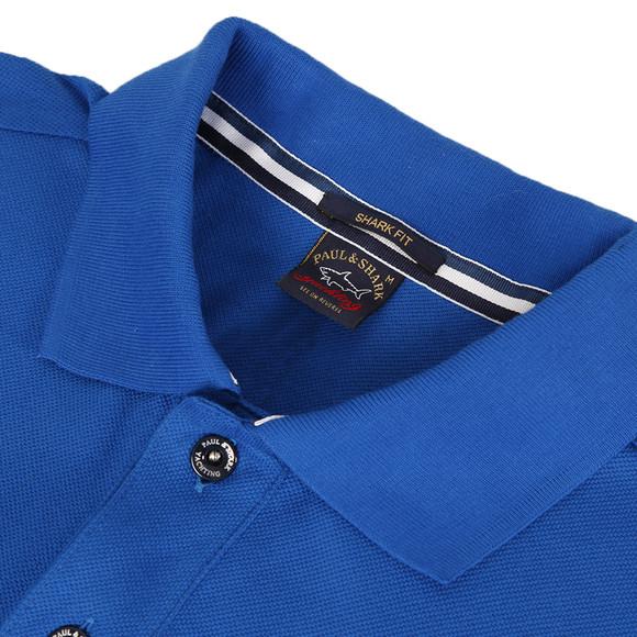 Paul   Shark Mens Blue Paul   Shark E13P0002SF Polo Shirt main image 35c2c27f2f74