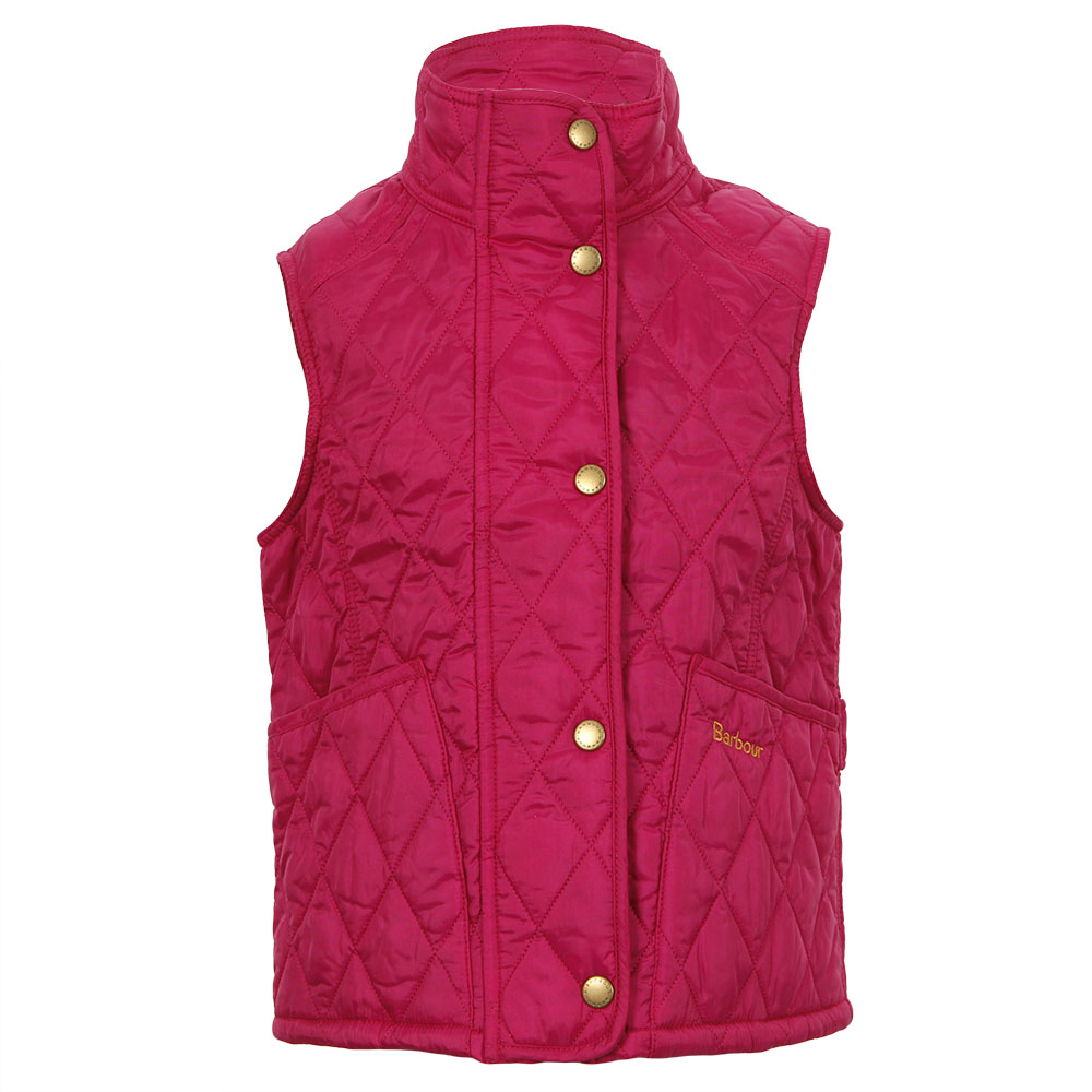 4079ab4b31b Barbour Lifestyle Barbour Girls Summer Liddesdale Gilet
