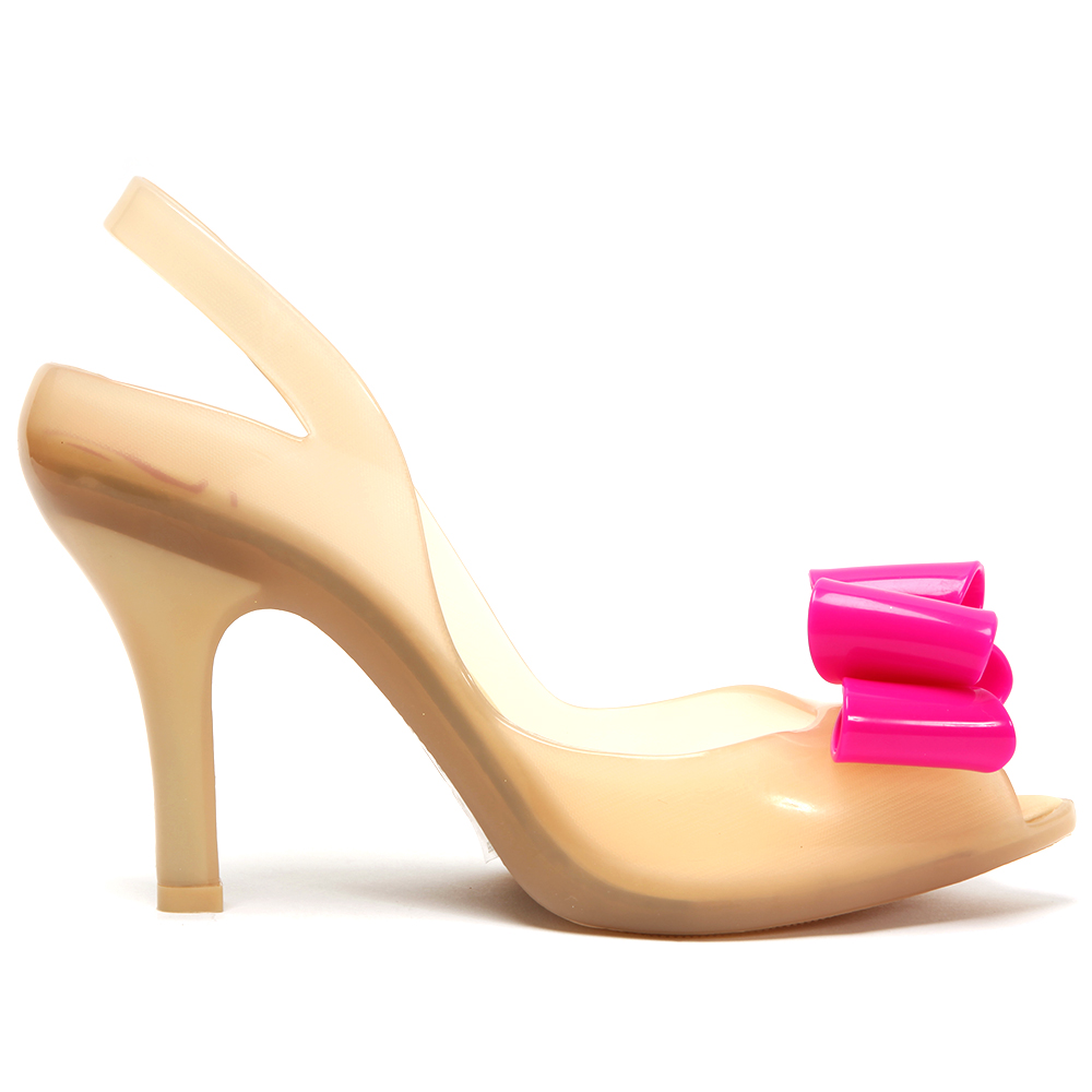 163d8da5cd8 Womens Pink Vivienne Westwood Lady Dragon Bow Shoe